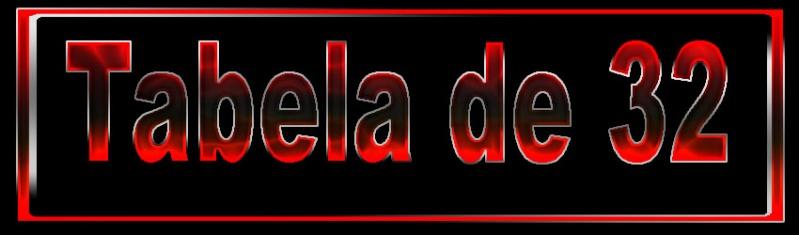 TABELA DE 32 2610