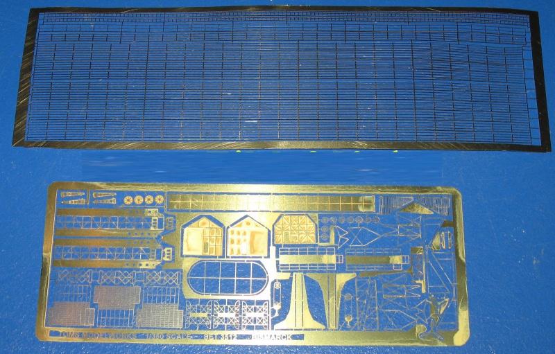1er chantier avec vous le bismark au 1/350° de Tamiya _5711