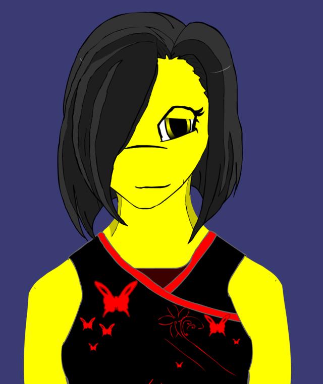 Characters Kaylee11