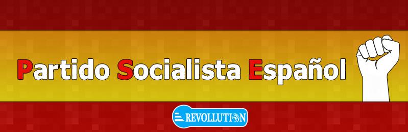 Partido Socialista Español  - eRevollution