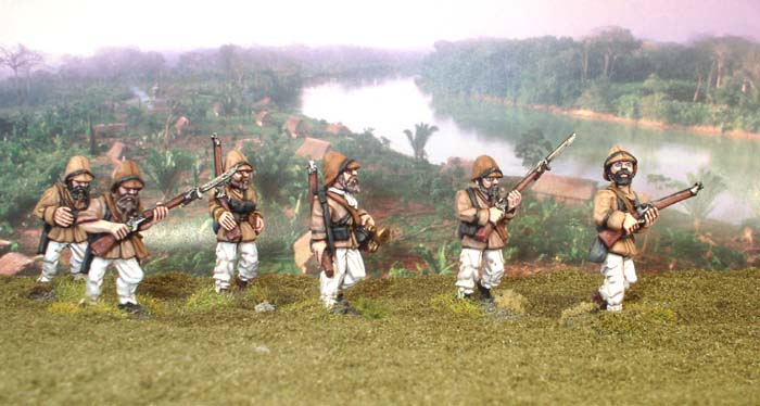 Tirailleurs en Indo Dahh210