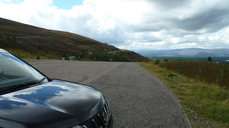 Trip to the Scottish Highlands Suzuki11