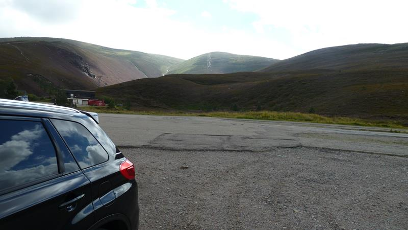 Trip to the Scottish Highlands Suzuki13