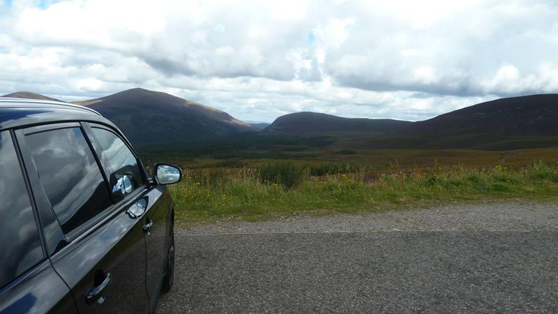 Trip to the Scottish Highlands Suzuki14