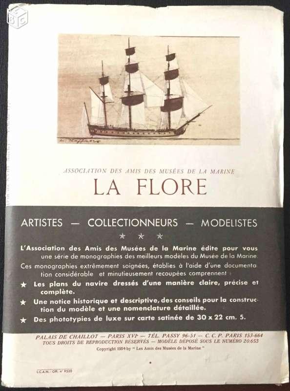 La Flore - 1/84 - base kit Constructo 12523210
