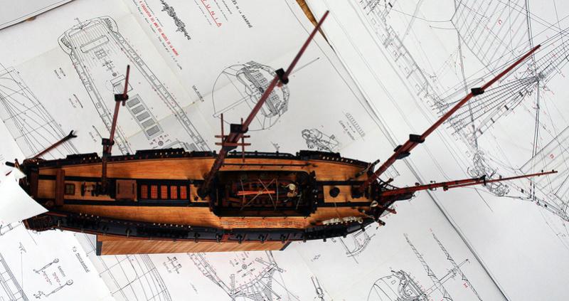 La Flore - 1/84 - base kit Constructo Img_2119