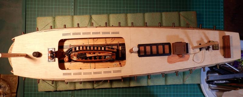 La Flore - 1/84 - base kit Constructo P6200011