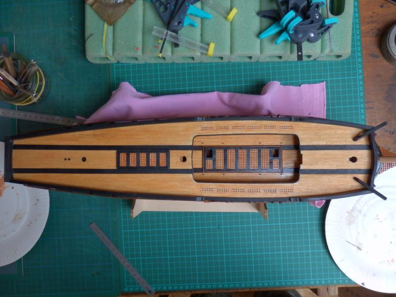 La Flore - 1/84 - base kit Constructo P7100013