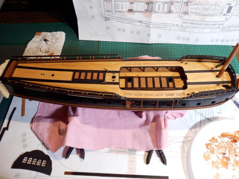 La Flore - 1/84 - base kit Constructo P7150015