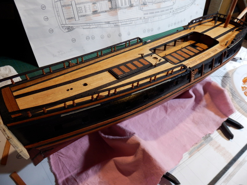 La Flore - 1/84 - base kit Constructo P7150016
