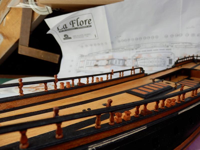 La Flore - 1/84 - base kit Constructo P7170015