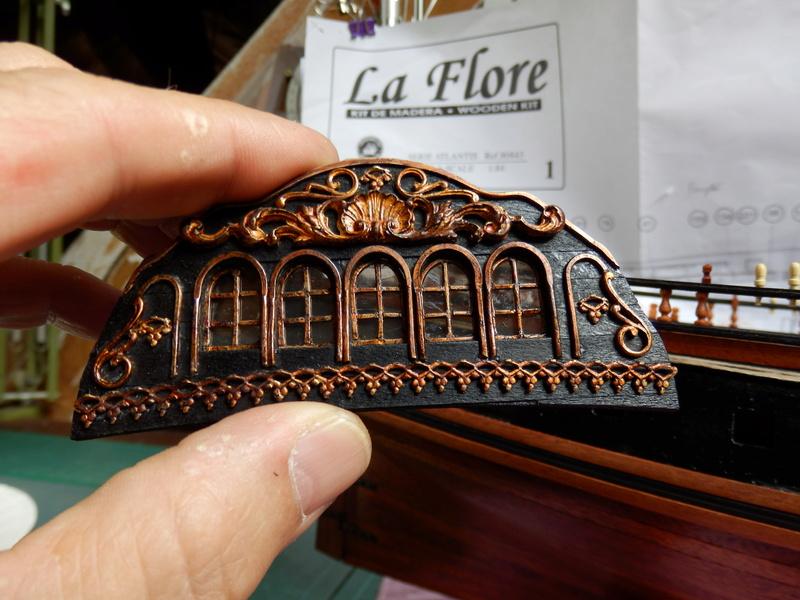 La Flore - 1/84 - base kit Constructo P7200013