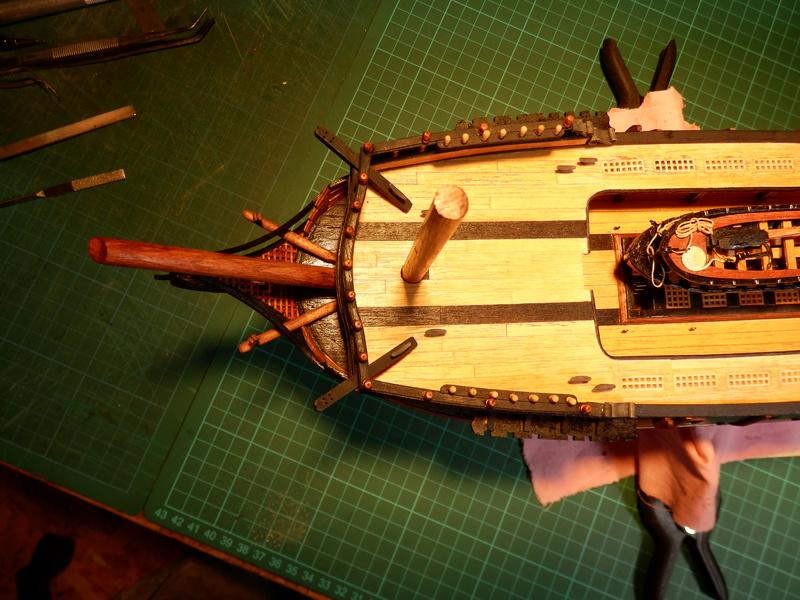 La Flore - 1/84 - base kit Constructo P7260014