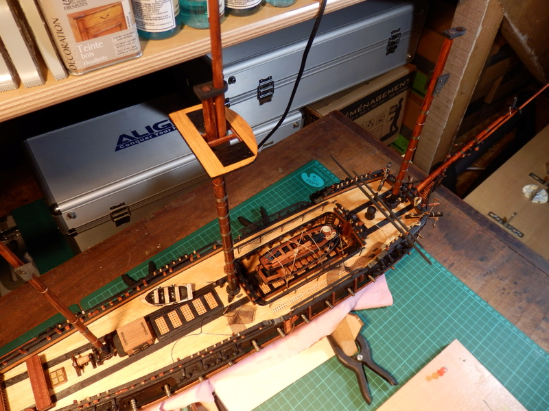 La Flore - 1/84 - base kit Constructo P8190012