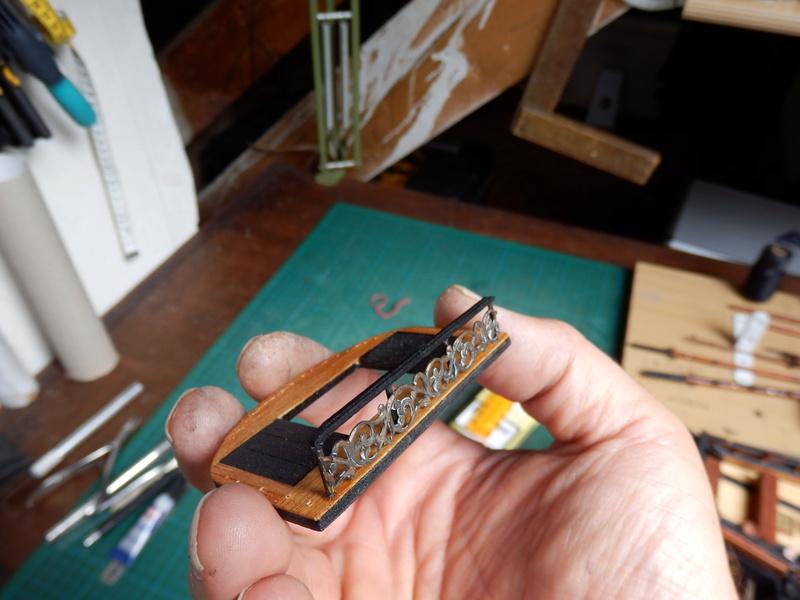 La Flore - 1/84 - base kit Constructo P8210010