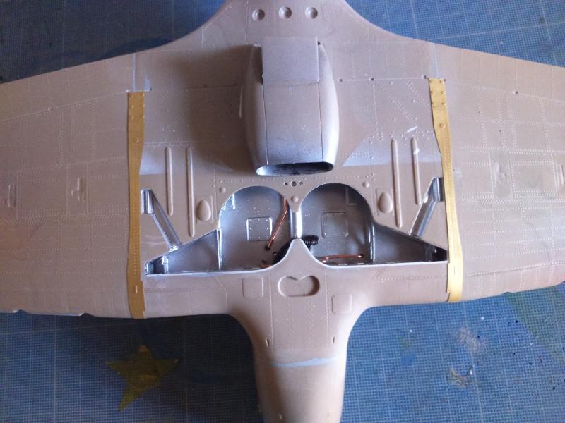 Hawker Hurricane Mk2 - Kit FLY au 1/32  - Page 2 Dsc_0024
