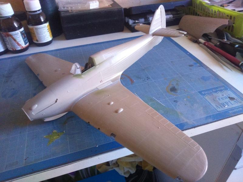 Hawker Hurricane Mk2 - Kit FLY au 1/32  - Page 3 Dsc_0056