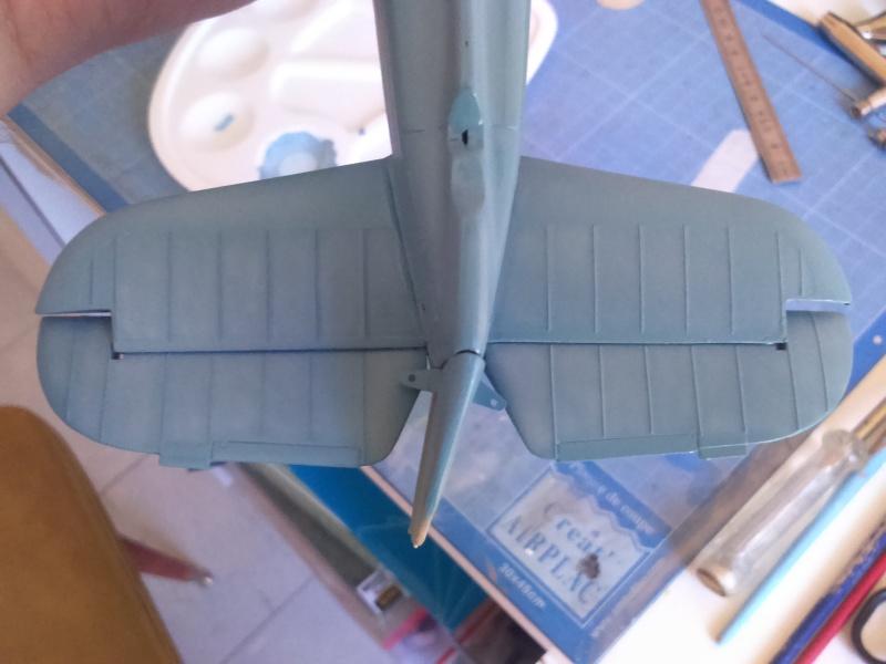 Hawker Hurricane Mk2 - Kit FLY au 1/32  - Page 3 Dsc_0061