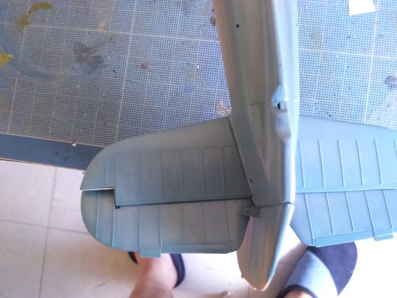 Hawker Hurricane Mk2 - Kit FLY au 1/32  - Page 3 Dsc_0064