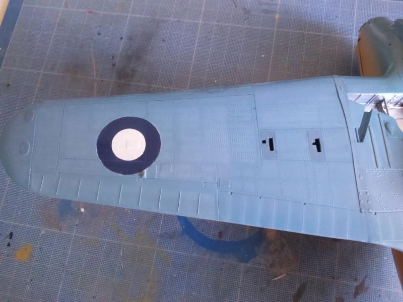 Hawker Hurricane Mk2 - Kit FLY au 1/32  - Page 3 Dsc_0066