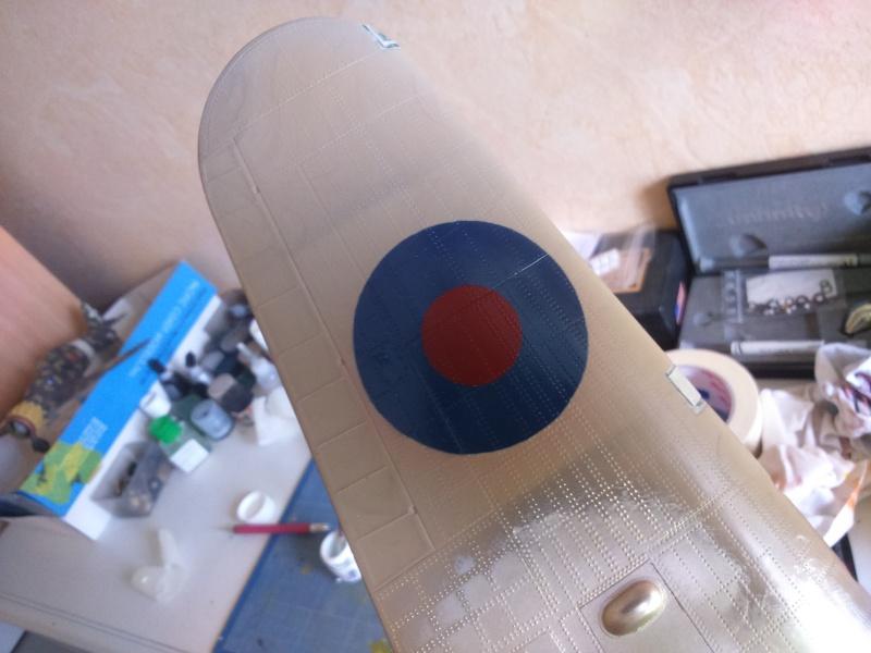 Hawker Hurricane Mk2 - Kit FLY au 1/32  - Page 3 Dsc_0068