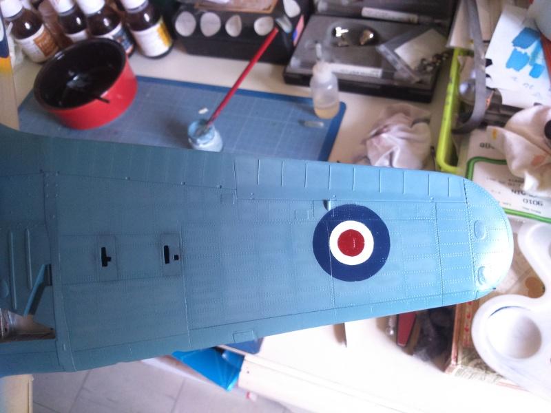 Hawker Hurricane Mk2 - Kit FLY au 1/32  - Page 3 Dsc_0071
