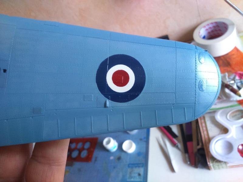 Hawker Hurricane Mk2 - Kit FLY au 1/32  - Page 3 Dsc_0072
