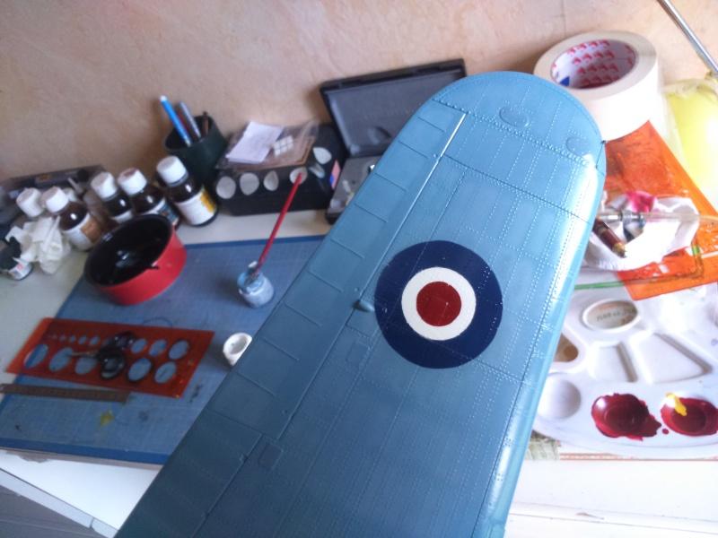 Hawker Hurricane Mk2 - Kit FLY au 1/32  - Page 3 Dsc_0073