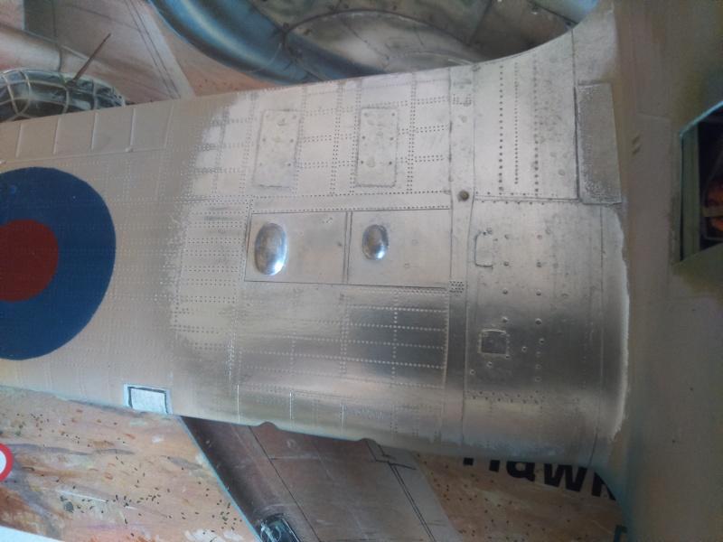 Hawker Hurricane Mk2 - Kit FLY au 1/32  - Page 3 Dsc_0074
