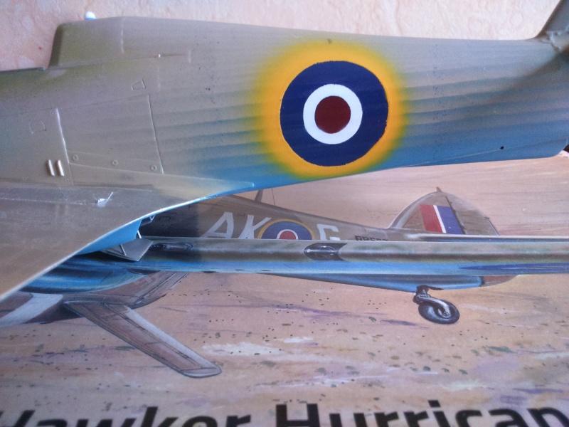 Hawker Hurricane Mk2 - Kit FLY au 1/32  - Page 3 Dsc_0077
