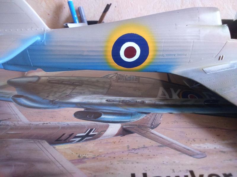 Hawker Hurricane Mk2 - Kit FLY au 1/32  - Page 3 Dsc_0078