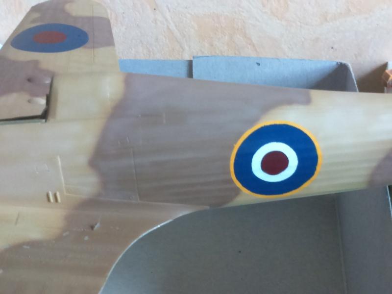 Hawker Hurricane Mk2 - Kit FLY au 1/32  - Page 3 Dsc_0081
