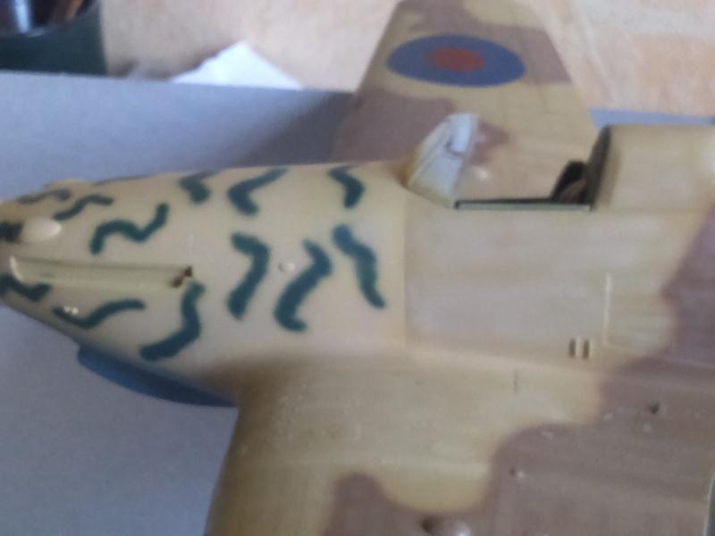 Hawker Hurricane Mk2 - Kit FLY au 1/32  - Page 3 Dsc_0082