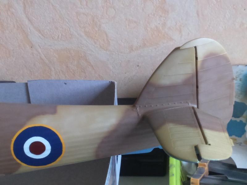 Hawker Hurricane Mk2 - Kit FLY au 1/32  - Page 3 Dsc_0083