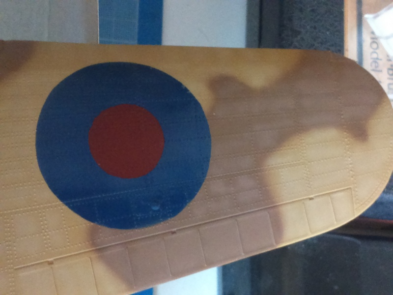Hawker Hurricane Mk2 - Kit FLY au 1/32  - Page 3 Dsc_0088