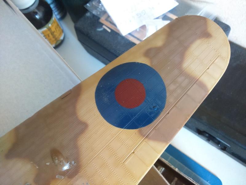 Hawker Hurricane Mk2 - Kit FLY au 1/32  - Page 3 Dsc_0091