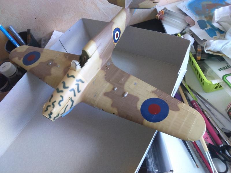 Hawker Hurricane Mk2 - Kit FLY au 1/32  - Page 3 Dsc_0093