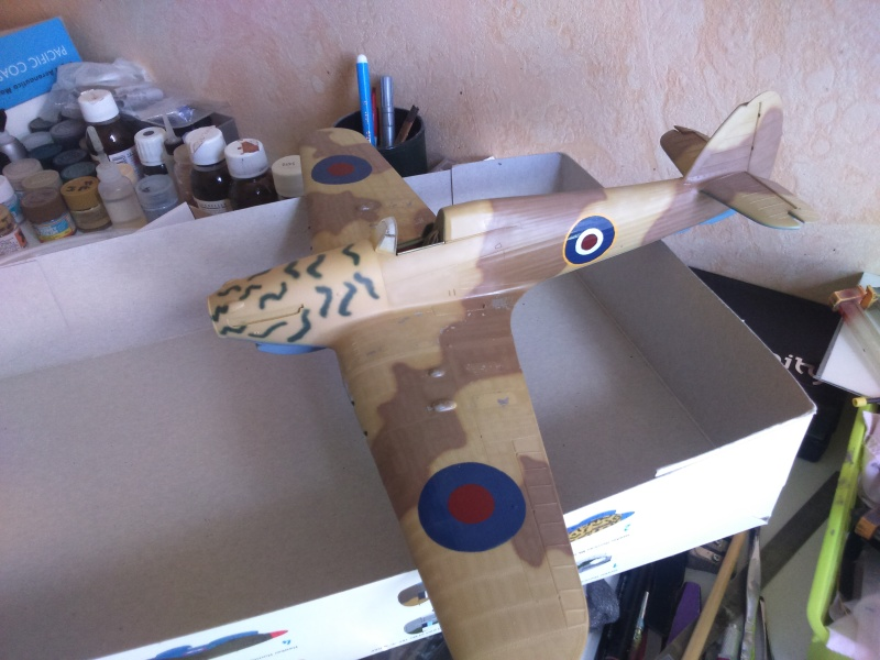 Hawker Hurricane Mk2 - Kit FLY au 1/32  - Page 3 Dsc_0095