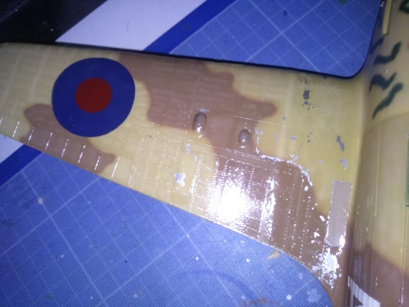 Hawker Hurricane Mk2 - Kit FLY au 1/32  - Page 3 Dsc_0099