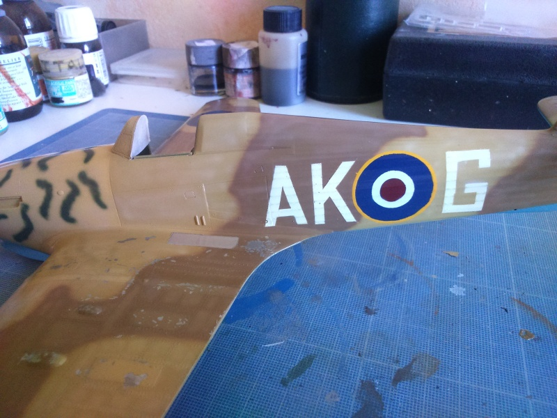 Hawker Hurricane Mk2 - Kit FLY au 1/32  - Page 3 Dsc_0101