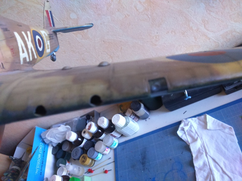 Hawker Hurricane Mk2 - Kit FLY au 1/32  - Page 4 Dsc_0119