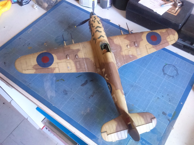 Hawker Hurricane Mk2 - Kit FLY au 1/32  - Page 4 Dsc_0132