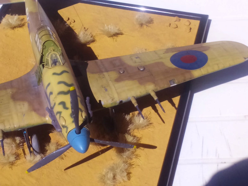 Hawker Hurricane Mk2 - Kit FLY au 1/32  - Page 5 Dsc_0152