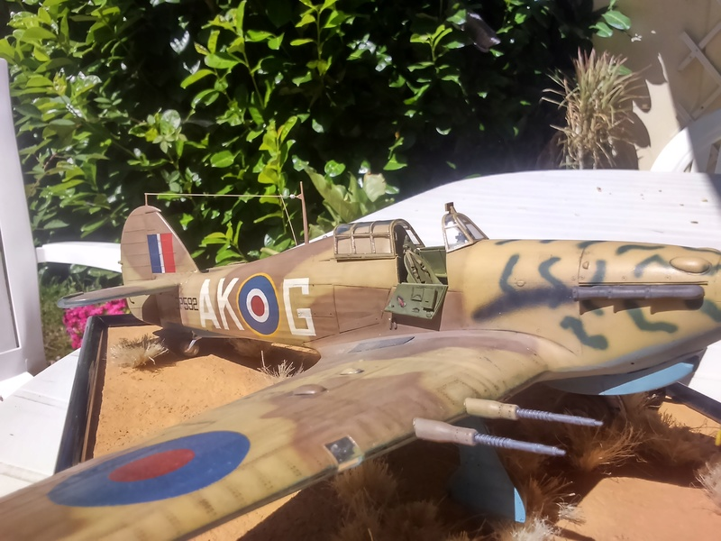 Hawker Hurricane Mk2 - Kit FLY au 1/32  - Page 5 Dsc_0156