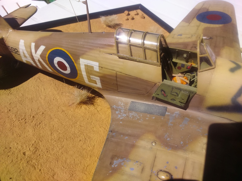 Hawker Hurricane Mk2 - Kit FLY au 1/32  - Page 5 Dsc_0160