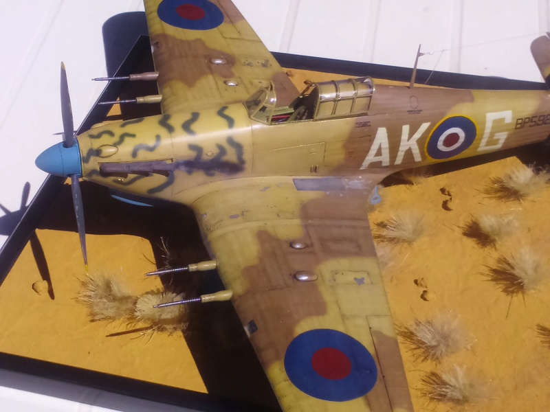 Hawker Hurricane Mk2 - Kit FLY au 1/32  - Page 5 Dsc_0161