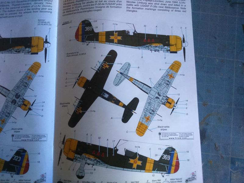 IAR 81 C ( Azur 1/32.).......début des travaux Dsc_0173