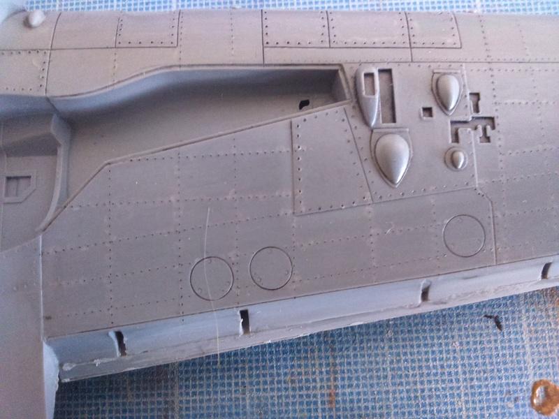 IAR 81 C ( Azur 1/32.).......début des travaux Dsc_0180