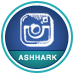 اشهار حسابات instagram
