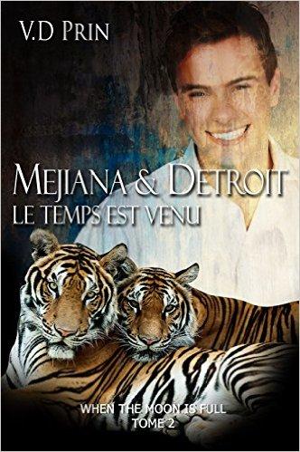 Prin V.D. - Mejiana et Detroit : Le temps est venu 51-9wg10